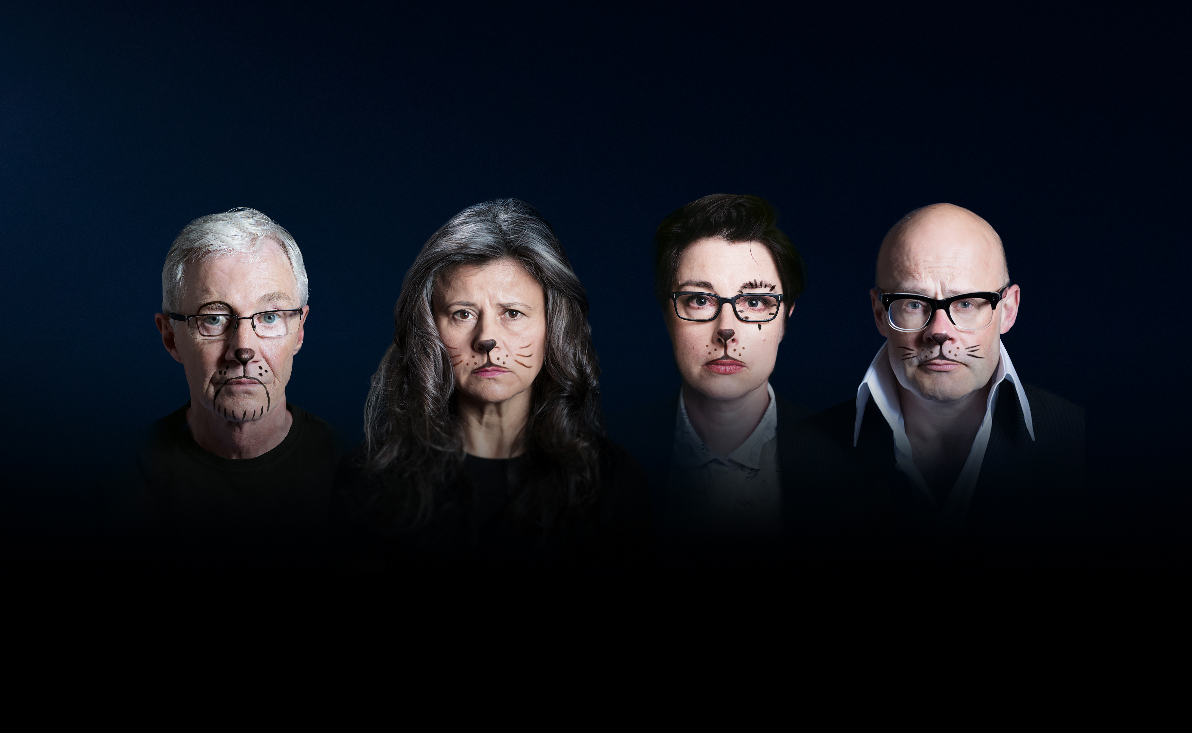 We secured the support of household-name celebrities and comedians – Paul O'Grady, Ricky Gervais, Sue Perkins, Harry Hill and Tracy Ullman – to champion the #notfunny cause.