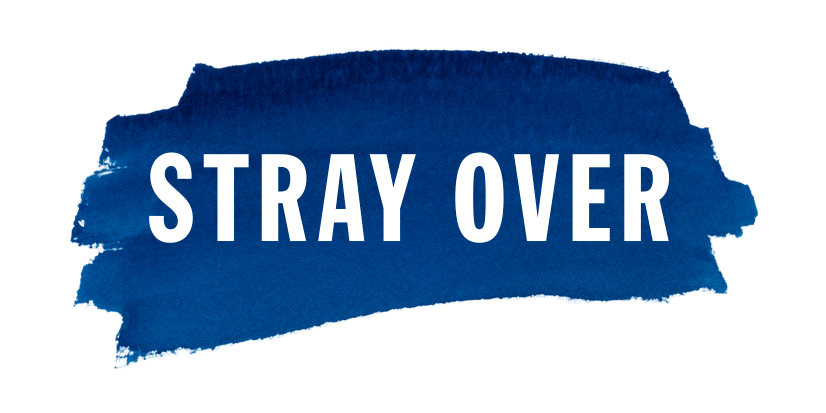 Stray Over Logo