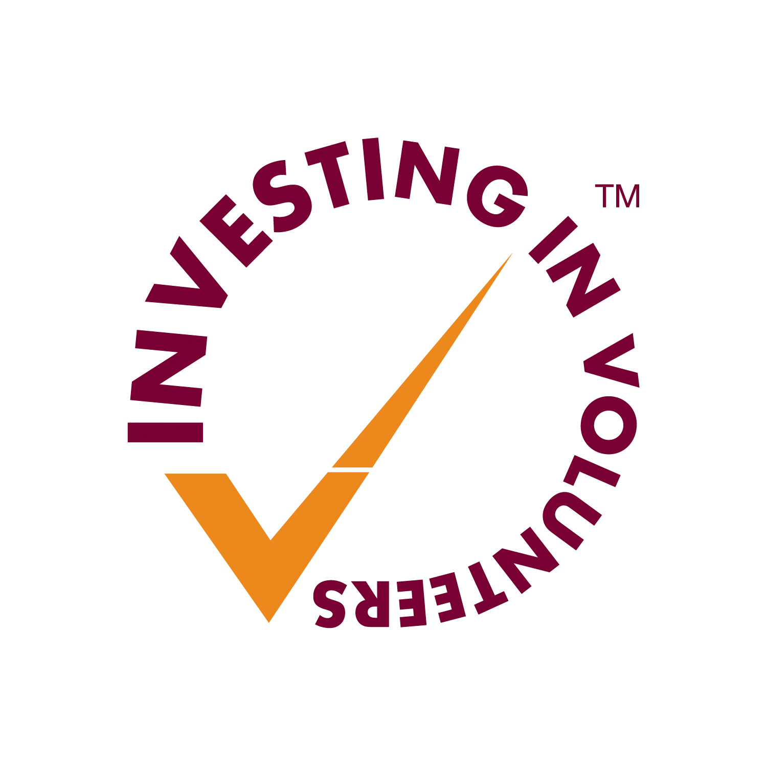 Investing in Volunteers (IiV) Logo