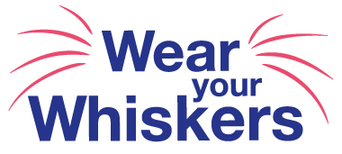 Wear Your Whiskers logo